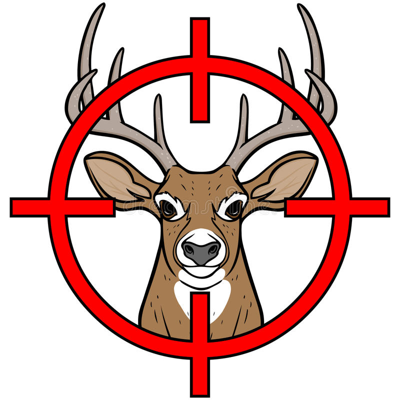 Deer hunting clipart 4 » Clipart Station.