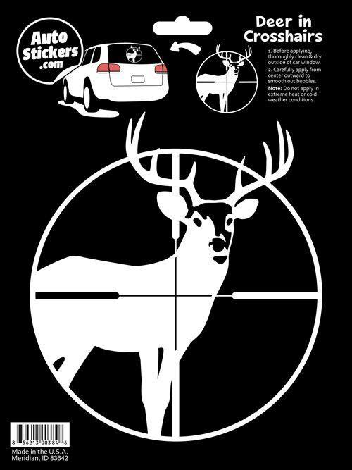 Deer in Crosshairs.