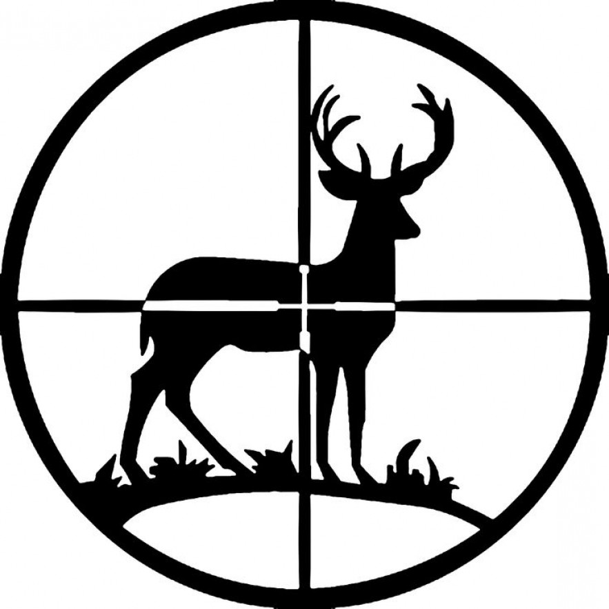 Free Deer Hunting Silhouette, Download Free Clip Art, Free.