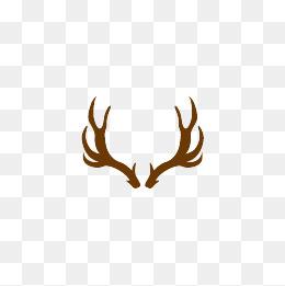 Antlers clipart buck antler, Antlers buck antler Transparent.
