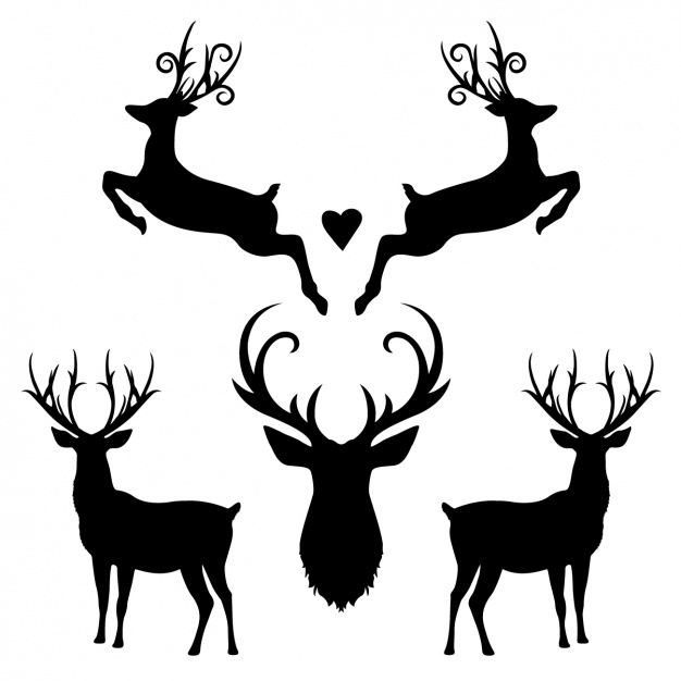 Deer Vectors, Photos and PSD files.