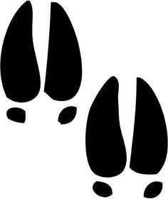 Free Deer Tracks Cliparts, Download Free Clip Art, Free Clip Art on.