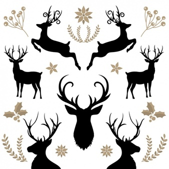 Deer Vectors, Photos and PSD files.