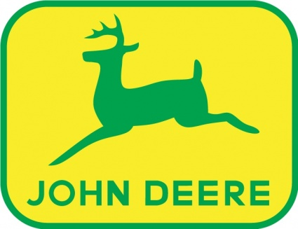 John Deere Tractor Cartoon.
