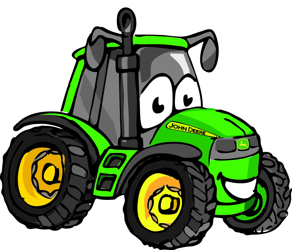 cartoon tractor clipart 20 free Cliparts Download images