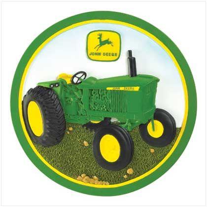 Clipart of john deere tractor.