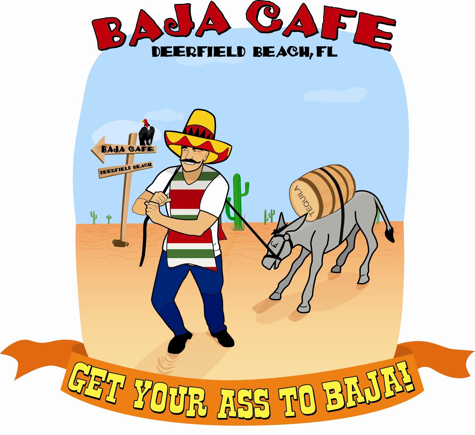 Baja Cafe.
