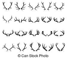 Deer antlers Illustrations and Stock Art. 6,784 Deer antlers.
