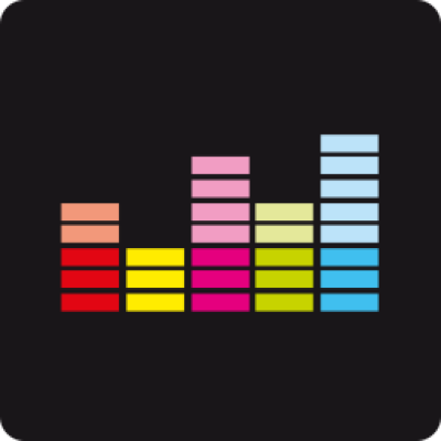 Download Free png Deezer Icon of Flat style.