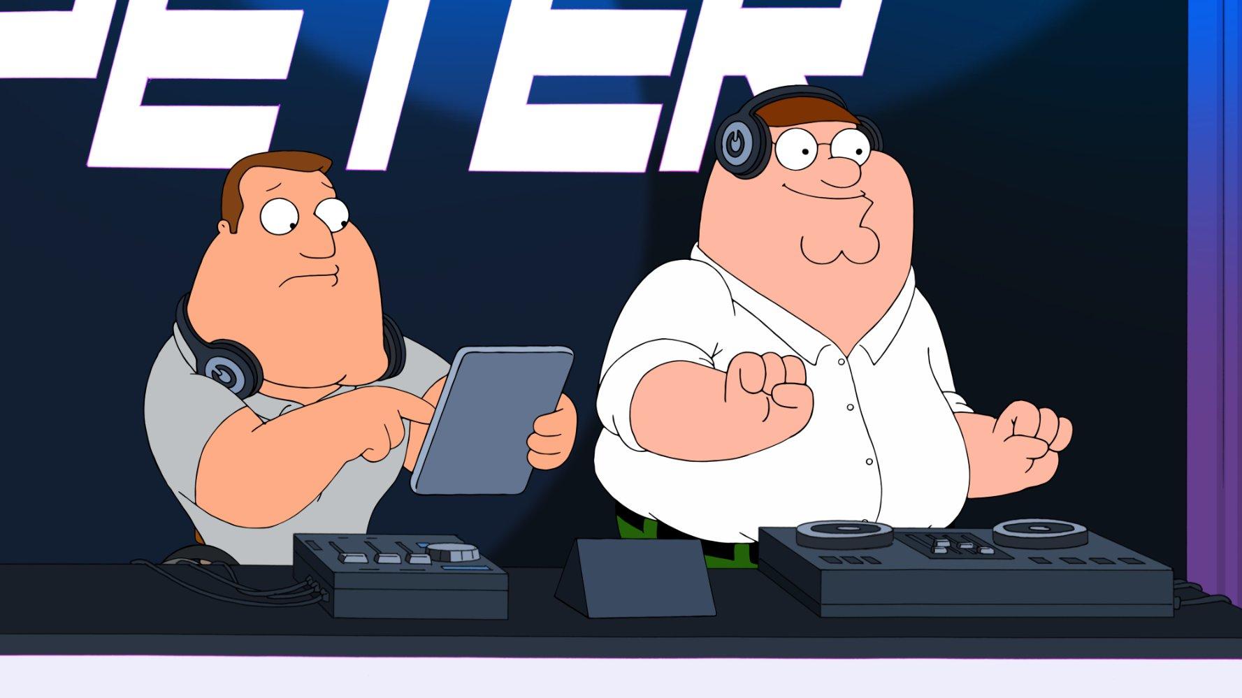 Peter's Def Jam (2017).