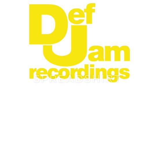 New Def Jam Recordings Mouse pad Horizontal.