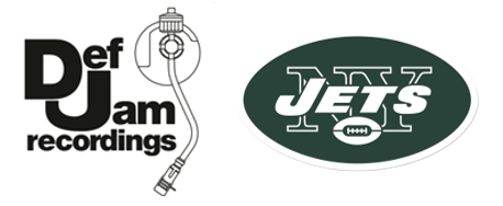 New York Jets Announce Partnership With Def Jam Recordings.