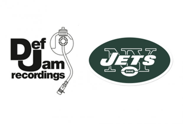 New York Jets Announces Partnership with Def Jam Recordings.