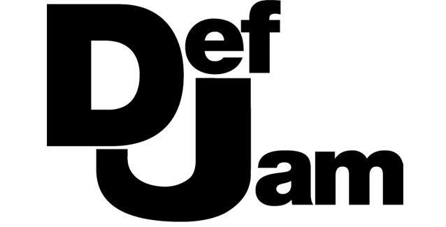 Logos from Def Jam.