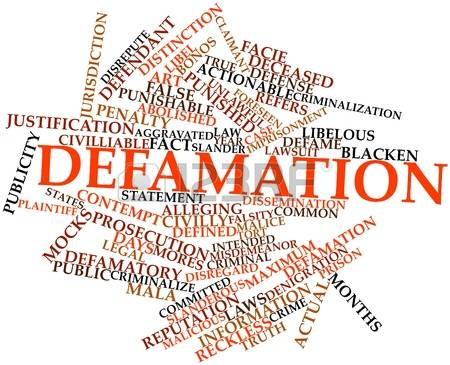 Defamation Stock Vector Illustration And Royalty Free Defamation.