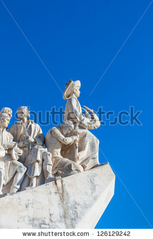 Discovery Lisbon Monument Portugal Stock Photos, Royalty.