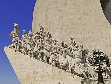 Lisbon, Places, Monuments.