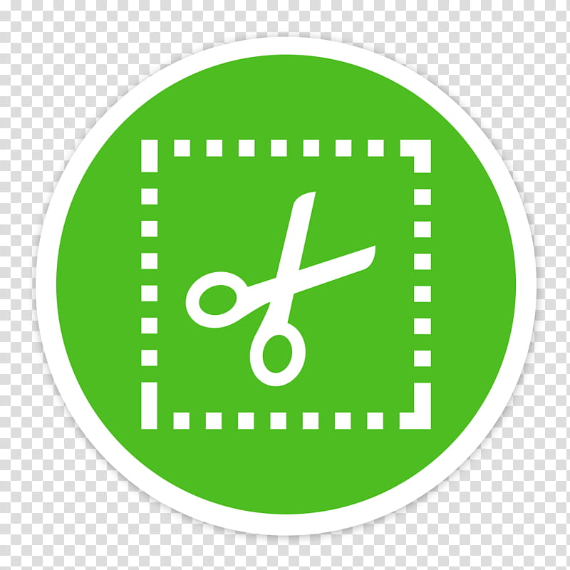 Flader default icons for Apple app Mac os X, Grab, green and.