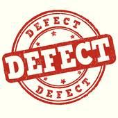 Defect Clip Art.