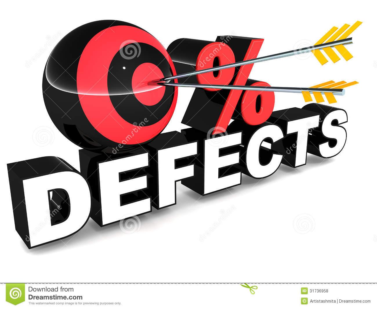 Defect Stock Illustrations.