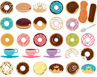 View CLIPART Food / Drink by WinchesterLambourne on Etsy.