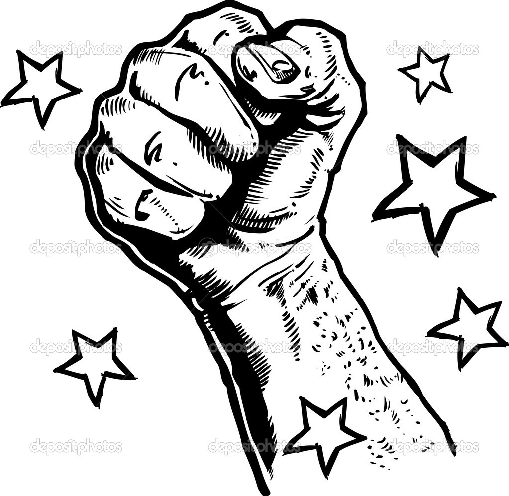 Fist — Stock Vector © wingnutdesigns #2792618.