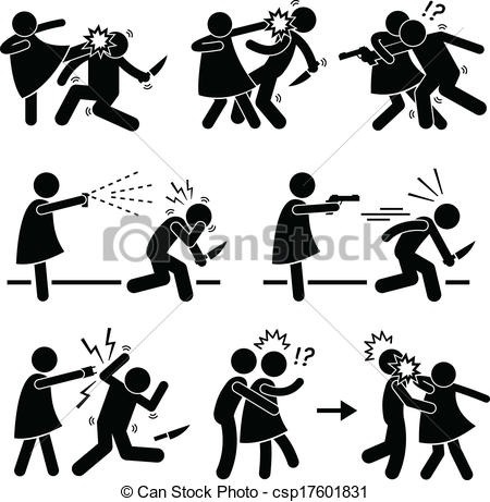 Self defense Clipart and Stock Illustrations. 1,267 Self defense.