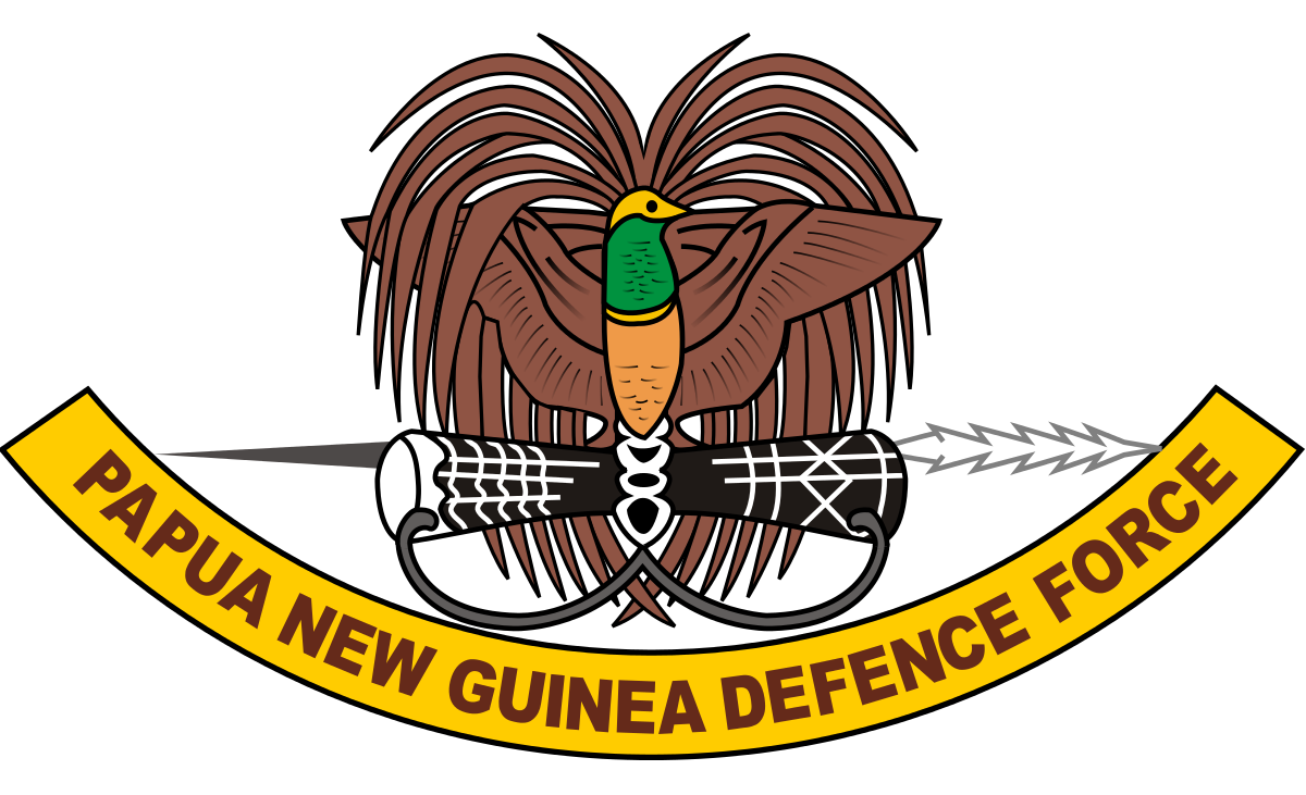 Papua New Guinea Defence Force.