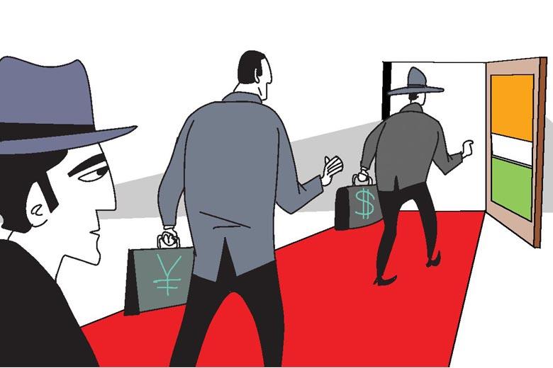 Centre votes for big push in FDI.