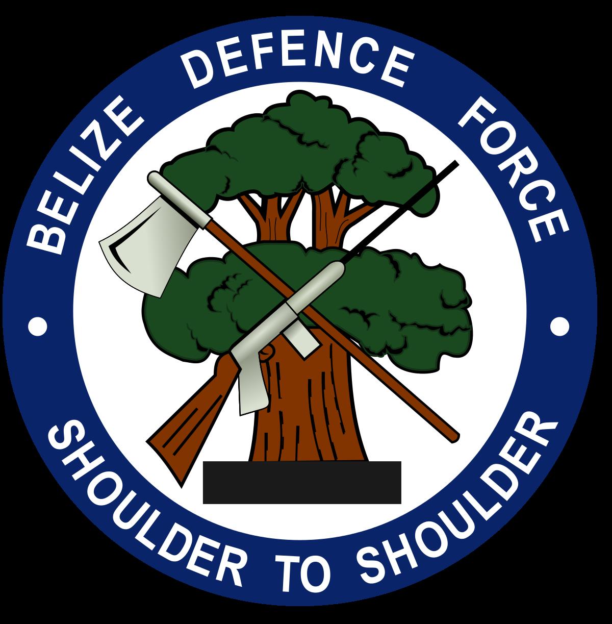 Belize Defence Force.