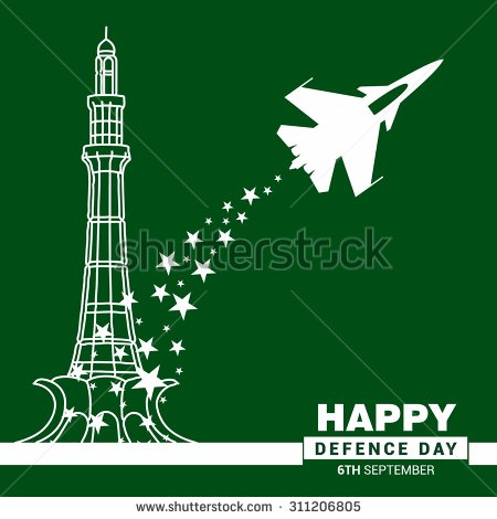 43+ Latest Defence Day Pakistan Greeting Pictures.