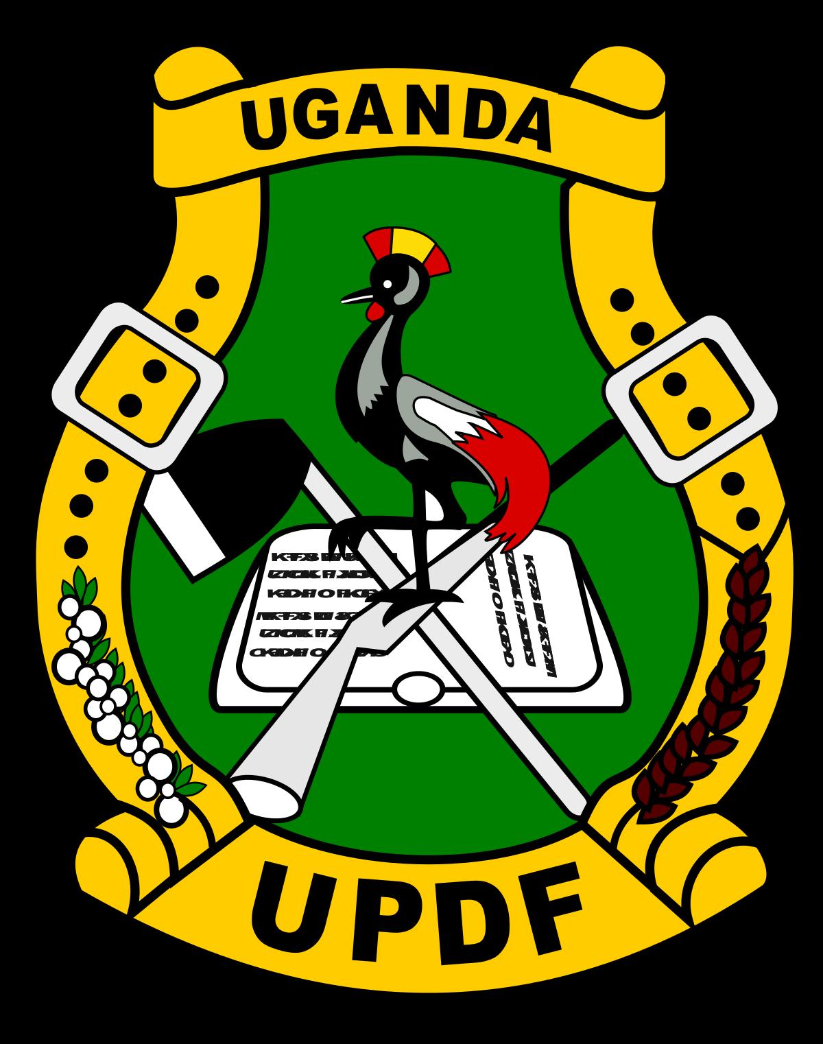 Uganda People's Defence Force.