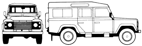 Land Rover Clipart Clipground
