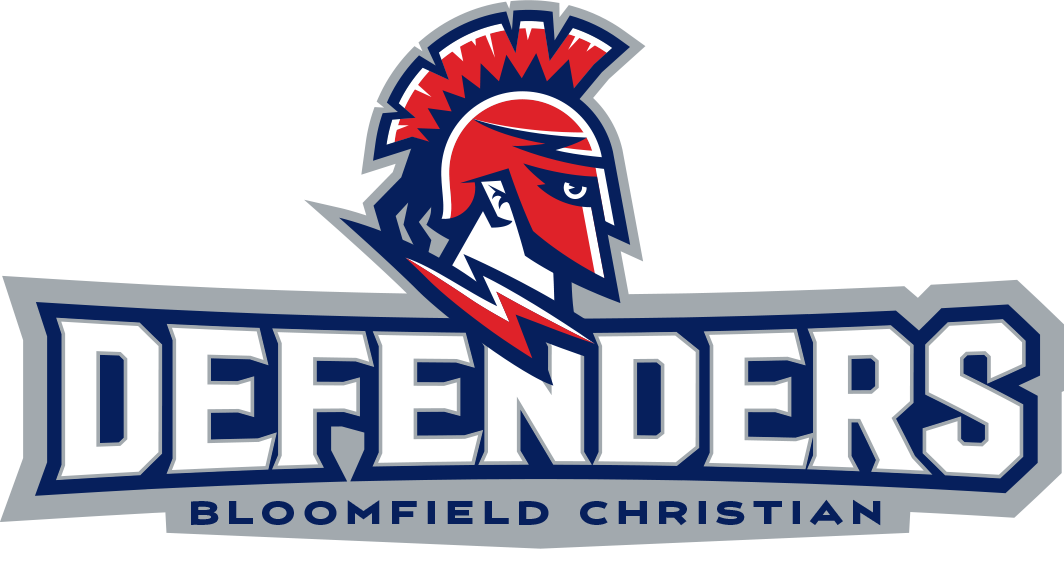 Bloomfield Christian Defenders Identity on Behance.