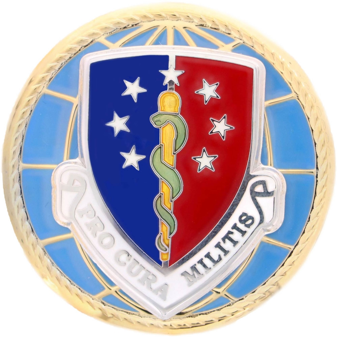 Army Badge Defense Health Agency Regular Sta.