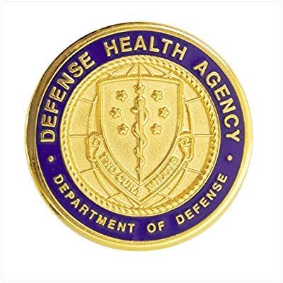 Amazon.com : Vanguard ID Lapel Button: Defense Health Agency.
