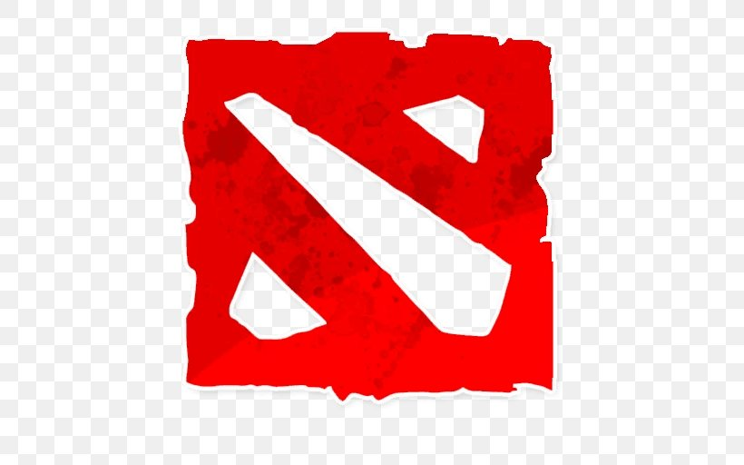 Dota 2 Defense Of The Ancients Video Game Emblem Logo, PNG.