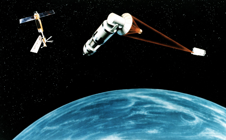 Laser Defense System Clipart.