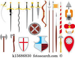 Defenses Clip Art EPS Images. 18,671 defenses clipart vector.