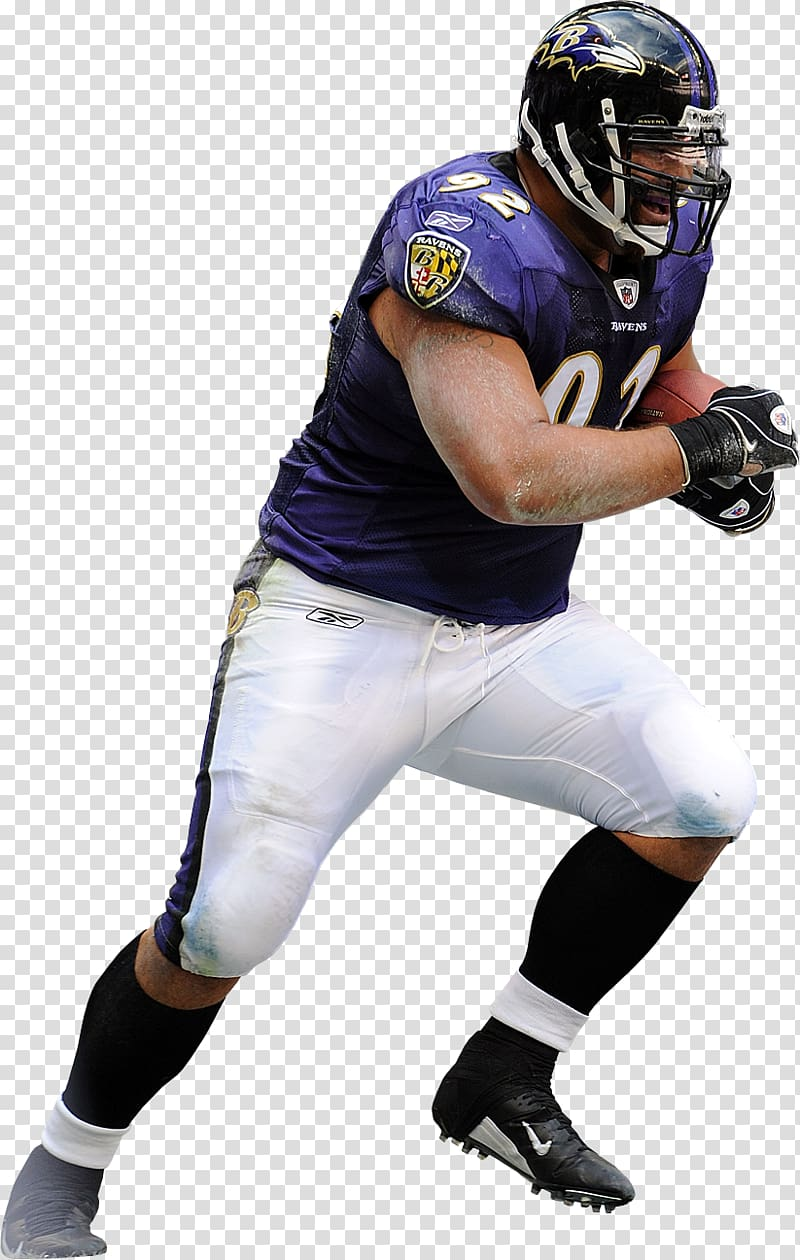 Baltimore Ravens American football NFL Sport Football player.