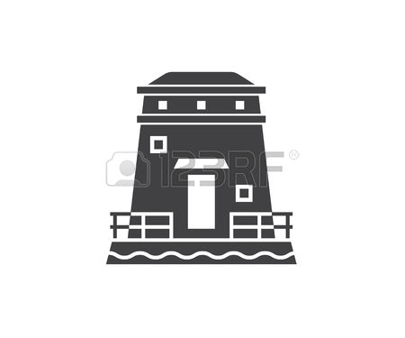 71 Defensive Tower Stock Vector Illustration And Royalty Free.
