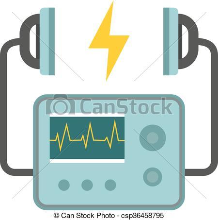 Defibrillators Clip Art Vector Graphics. 208 Defibrillators EPS.