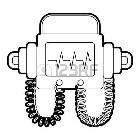 136 Defibrillator Shock Cliparts, Stock Vector And Royalty Free.