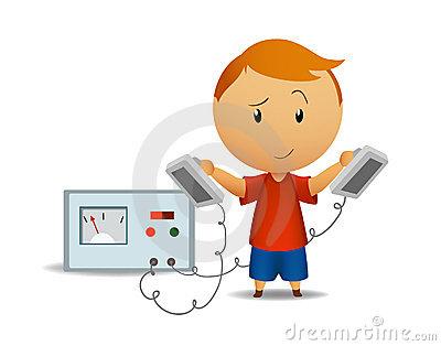Defibrillator Stock Illustrations.
