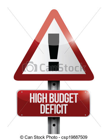 Budget deficit Clip Art and Stock Illustrations. 701 Budget.