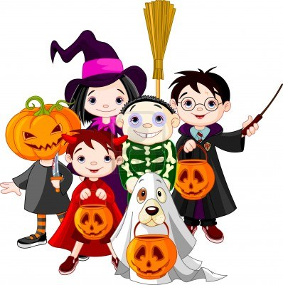 Halloween Parade Clipart Free.