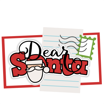 Dear santa define.
