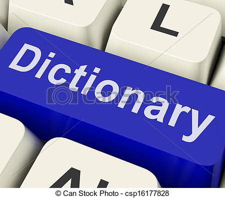 Dictionary definition Clipart and Stock Illustrations. 2,933.
