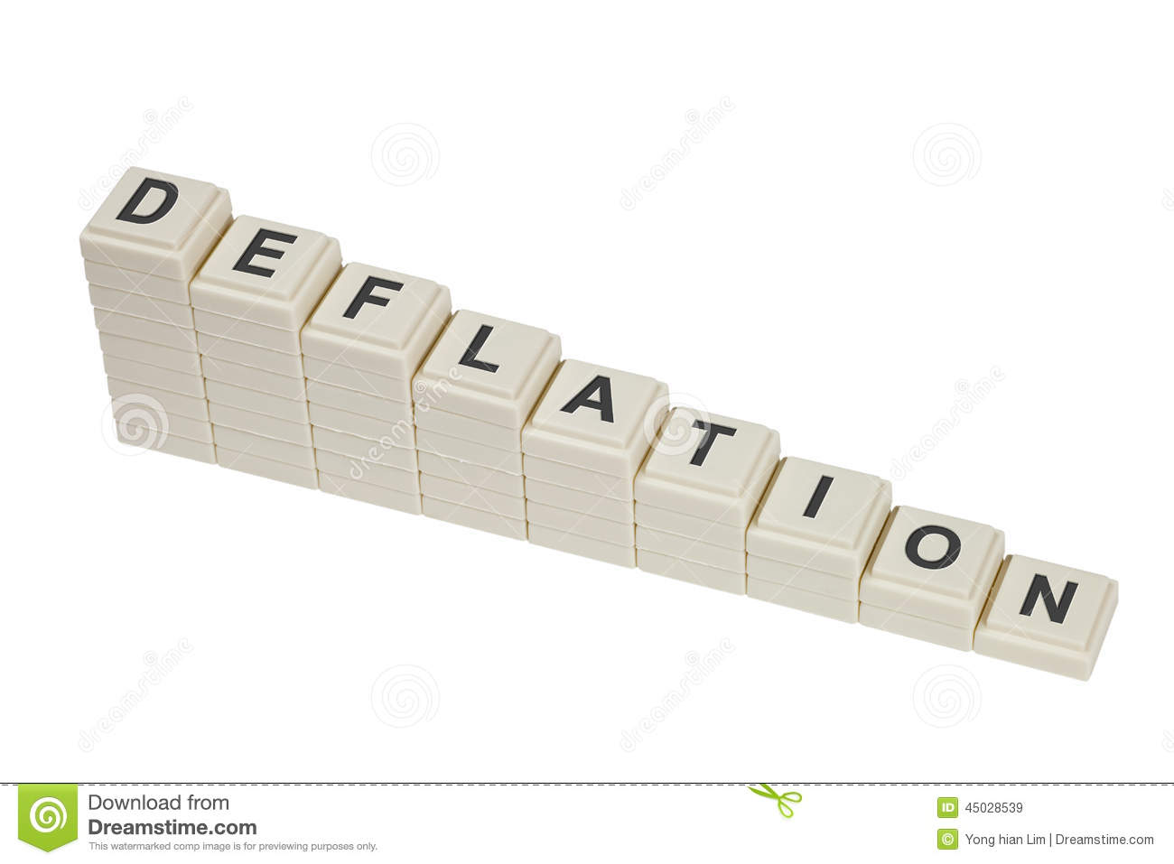 Deflation Stock Photos, Images, & Pictures.