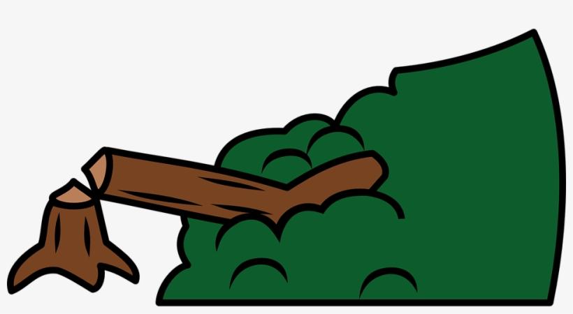 Deforestation Png.